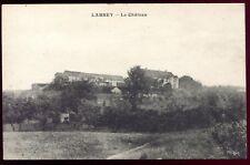 cpa 21 Larrey . le Château  . Côte d'Or. Bourgogne