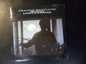 CD ALBUM - Franco Battiato – Mondi Lontanissimi