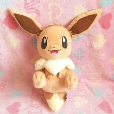 BANDAI Pokemon I LOVE Eevee Plush Toy Soft Stuffed Doll w/tracking f/s