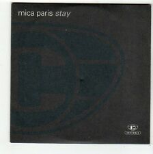 (FC509) Mica Paris, Stay - DJ CD