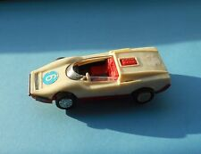 VINTAGE AND ULTRA RARE PLASTIC CAR AUTO RUSSIA TOY