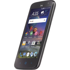New Total Wireless ZTE Z799V Majesty Pro 4G LTE Android Smartphone