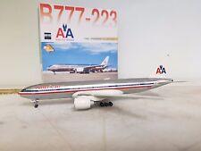 Dragon Wings 1:400 Boeing 777-200 American Airlines N787AL(Chrome) Ref: DRW55917