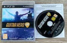 Guitar Hero Live COMPLET (PS3)