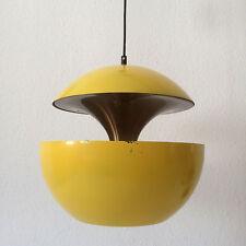 Mid Century PENDANT LAMP Hanging Light 'SPRINGFONTAINE' by BERTRAND BALAS, RAAK