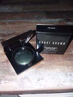 NIB New Bobbi Brown Luxe Eye Shadow Shimmer .08 oz Rich Lustre Chlorophyll Green