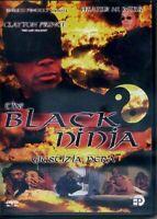 The Black Ninja - Giustizia Nera (DVD - Nuovo sigillato) - EP Enrico Pinocci