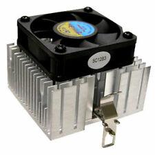Masscool Socket A/462 60MM Ball Bearing Aluminum CPU Fan Cooling Cooler Heatsink