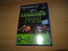 Taito Legends Playstation 2 ps2 pal version new unsealed