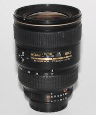 NIKON Objektiv Lens AF-S NIKKOR ED 2,8D/17-35 für NIKON AF