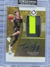 2018-19 Opulence Trae Young Rookie Patch Auto Autograph #41/79 Hawks C33