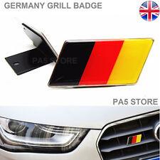 Germany Front Grill Badge - German Car Van Scirocco Tiguan Golf Jetta A1 A3 AUDI