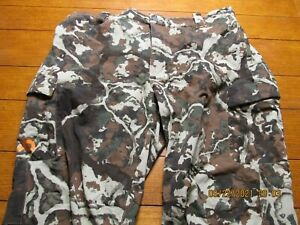 First Lite Guide Soft Shell Fusion camo pants