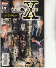 The X Files-Issue 10-Topps Comics  1995-Comic