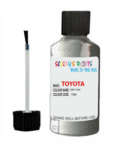 Touch Up Paint For Toyota Grey 1G6 Auris,Avensis,Touring,Land,Cruiser