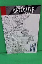 Batman Detective Comics #5 Sketch Variant 1st Print VF Condition DC New 52