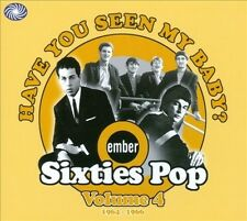 VARIOUS ARTISTS - HAVE YOU SEEN MY BABY?: EMBER SIXTIES POP, VOL. 4 NEW CD