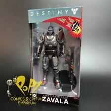 "DESTINY 2 Action Figure 6"" ZAVALA with SPAWN Emblem Code McFARLANE!"