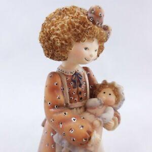 Special Friends Figurine Molly The Big Sister Sherri Buck Baldwin 1st Ed 1998