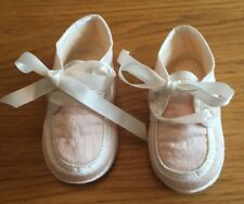 Baby Shoes Christening/baptism/wedding/special occasion by Sarah Louise