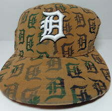 Detroit Tigers Cap 59fifty New Era Fitted Hat 7 1/4 Camo Camouflage Baseball
