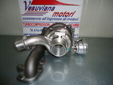 TURBOCOMPRESSORE TURBO TURBINA FIAT CROMA 1.9 JTD 150cv