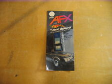 1980-82 Aurora Afx Mt Flame Throwr Blazer Slot Car 1984