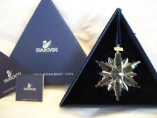 Swarovski 2006 Snowflake Ornament New In Box (Never Displayed)