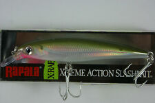 Rapala Saltwater X-Rap // SXR10OG // Olive Green 10cm 13g Fishing Lure