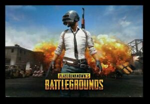 PlayerUnknown's Battlegrounds Maxi Poster Print 61x91.5cm 24x36 inches PUBG