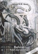 Baphomet Tarot der Unterwelt von H. R. Giger (2009, Gebundene Ausgabe)