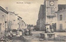 CPA 54 BELLEVILLE LA FONTAINE