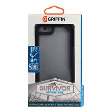 Griffin Survivor Adventure Black & Clear Tough Case for Apple iPhone 6 iPhone 6S