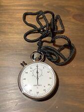Seiko Mechanical Stopwatch 88-5061 from Japan