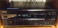Onkyo TX-SR707 7.2 channel DTS-HD / Dolby TrueHD / THX Receiver