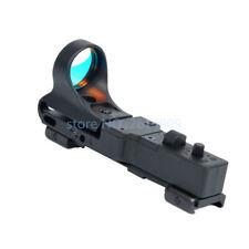 black Tactical Sight Railway Reflex Adjustable C-MORE  Red Dot Sight