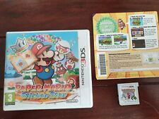 Paper Mario, Nintendo DS Spiel, guter Zustand, Dsi, Dsxl, 3Ds, 3Dsxl