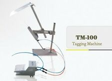 """automatic Tagging Machine,Tm-100 3"""" for socks, carpet, towels,clothing & more,"""