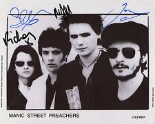 Manic Street Preachers Richey Edwards SIGNED Photo 1st Generation + Ct. PRINT /1