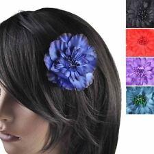 Accessoires de coiffure barrettes en tissu pour femme
