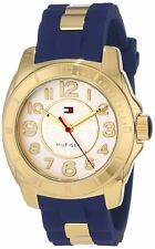 Tommy Hilfiger Original 1781307 Women's Blue Silicone Watch 36mm