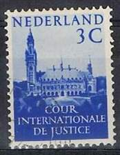 Nederland plaatfout gestempeld dienst D28PM1