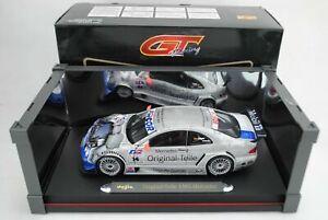 """1:18 Maisto #38888 Mercedes Benz CLK DTM 2001 """" D2 #14 - RAR"""