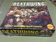 1989 Caja de expansión Alamuerte espacio Hulk sólo Warhammer 40K Games Workshop