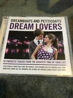 Dreamboats & Petticoats: Dream Lovers by Various Artists (CD, Jan-2013, 2 Discs,