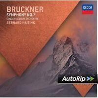 CONCERTGEBOUW/HAITINK - SINFONIE 7  CD NEU BRUCKNER,ANTON