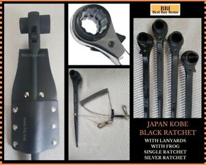 17x19/19x21/19x24mm Ratchet Podgers Spanners Steel Erecting Scaffold Tool Wrench