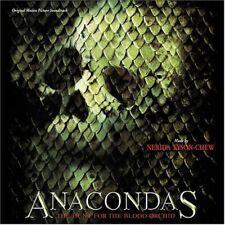 ANACONDAS A LA POURSUITE DE L'ORCHIDEE DE SANG (MUSIQUE)  NERIDA TYSON-CHEW (CD)