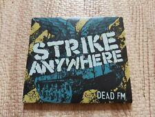Strike Anywhere - Dead FM (CD 2006)