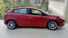 1:43 Diecast Model Fiat Bravo Metallic Red in Excellent Condition